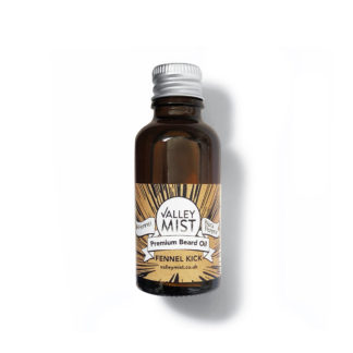 valley mist premium beard oil fennel kick